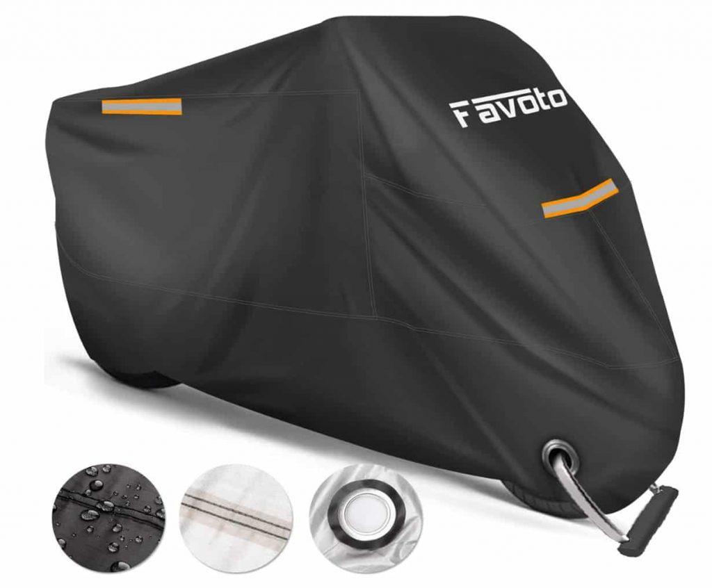 Cubierta para moto Favoto