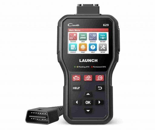 Escáner de coche LAUNCH CR629