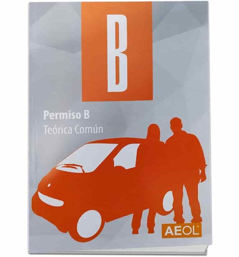 Libro Carnet de Conducir B
