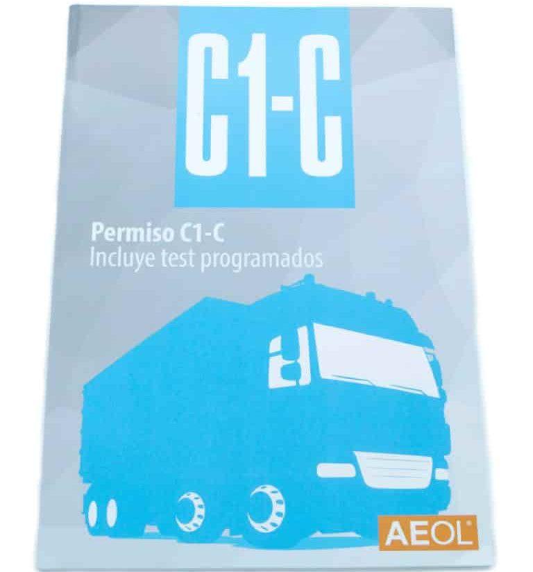 Libro Carnet de Conducir C1-C